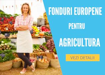 Nouatti Fonduri Europene Nerambursabile pentru Agricultura