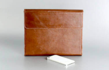 Consultanta Fonduri Europene pentru domeniul productie - o idee de afacere este productia de huse de piele pentru laptop.
